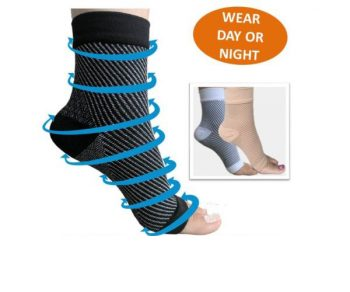 All Day Compression Socks - Lumino Cielo